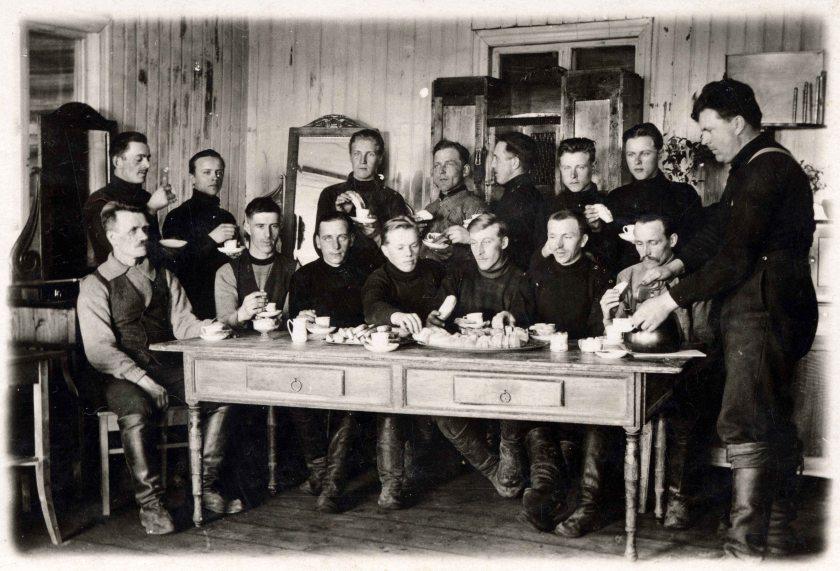 16 veistokurssilaiset 1926