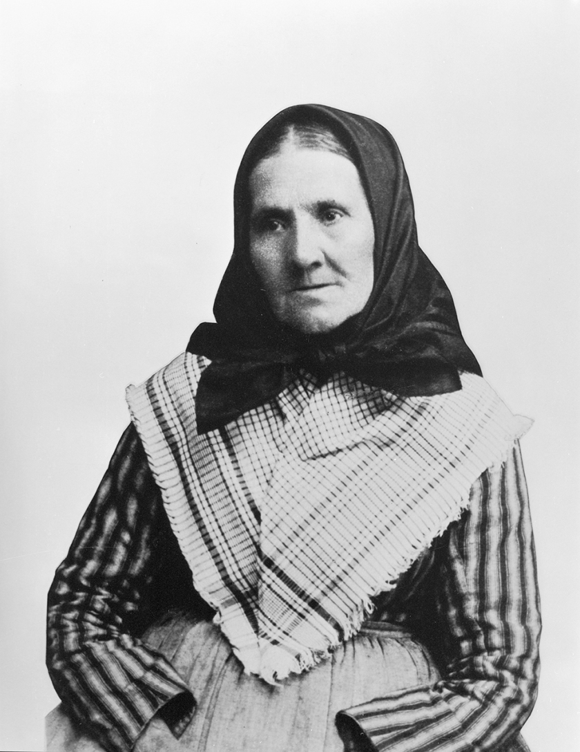 Haapasalo Kreeta v. 1887.